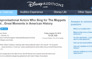More info released on The Muppets Present....Great Moments in American History