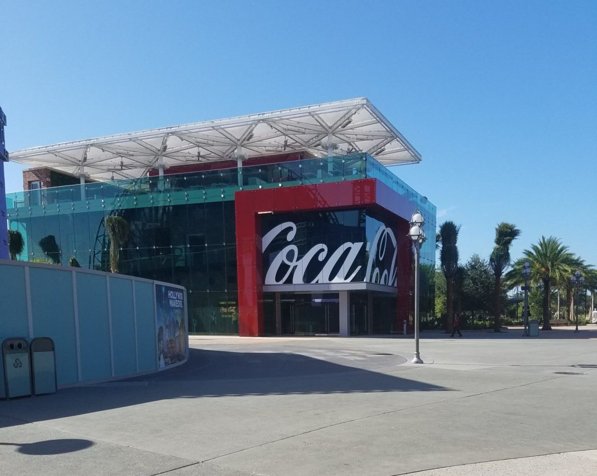 All-New Coca Cola Store in Disney Springs is a must do!