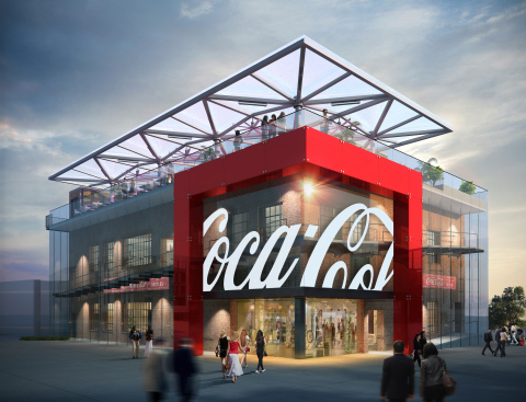 Coca-Cola Store Orlando opens July 2nd at Disney Springs