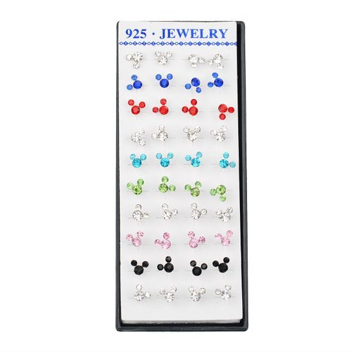 Dainty Mickey Earrings for Every Day of the Week