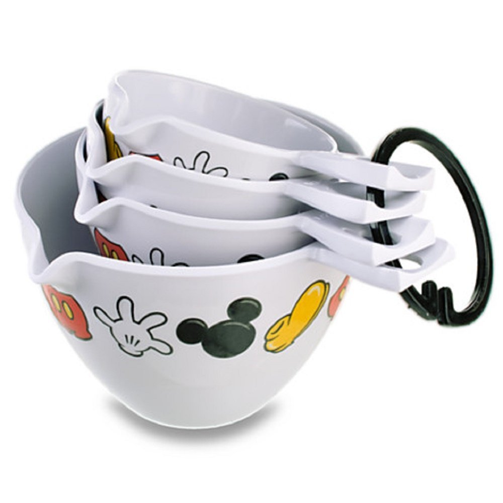 Meeska Mooska Mickey Mouse Measuring Cups, So Cute!