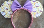 Perfectly Beautiful and Colorful Springtime Minnie Mouse Ears