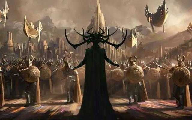 Marvel's Thor: Ragnarok Begins Filming