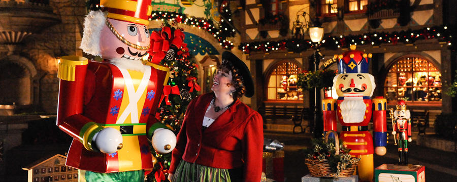 "Celebrate ""Holidays Around the  World"" at Epcot's World Showcase this Holiday Season"