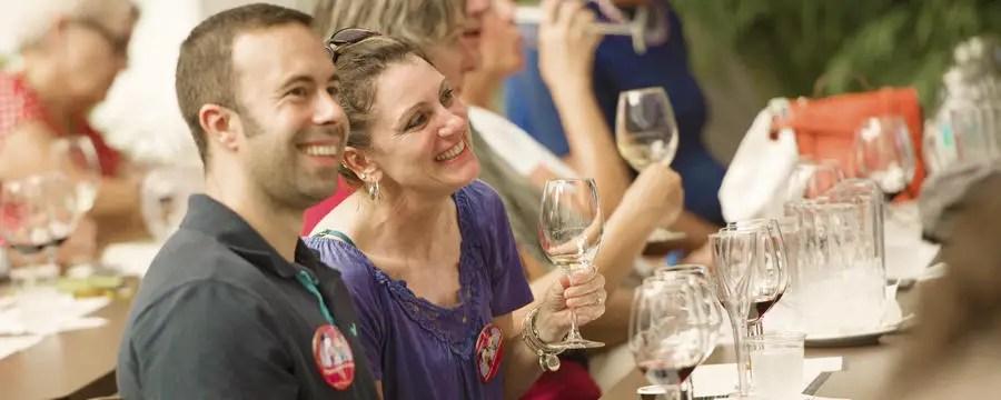 Enjoy a Delicious Beverage Seminar at the Epcot Food & Wine Festival
