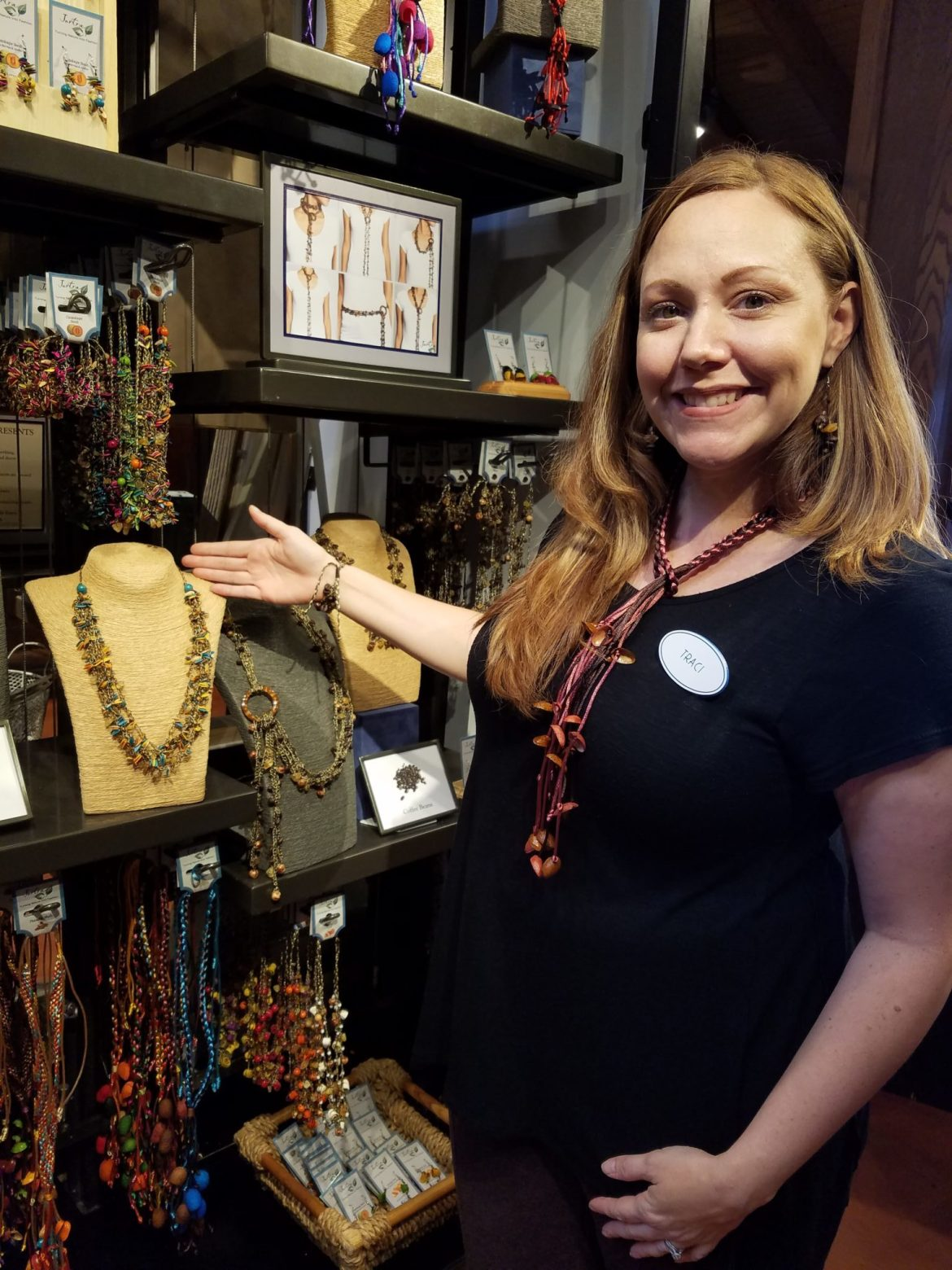 Jortra Boutique Brings Nature Jewelry to Disney Springs Art in August Event
