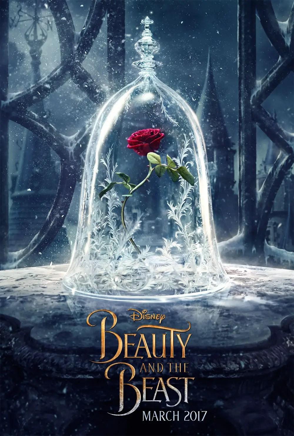 """Emma Watson & Dan Stevens Star in Disney's """"Beauty And The Beast"""""""