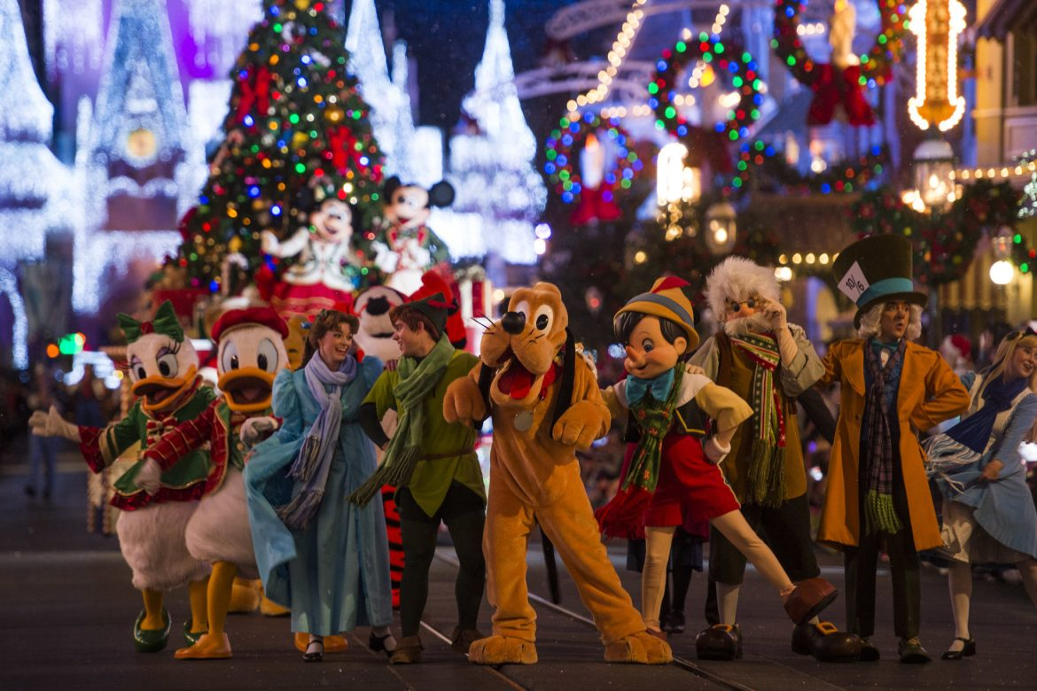 Disney Announces Florida Resident Holiday Discount Offer