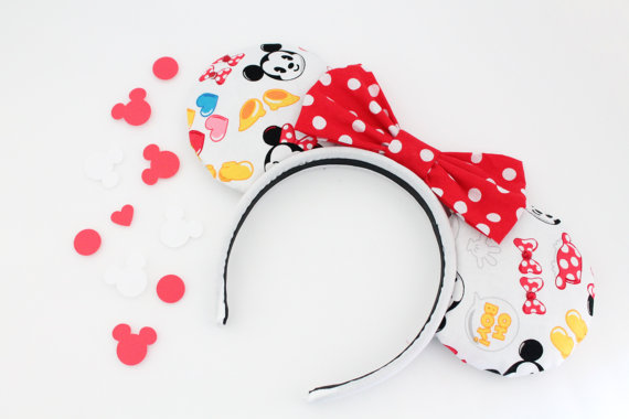 Express Your Disney Style with Mickey Emoji Ears