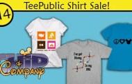 TeePublic Back To School Shirt Sale is Going on Now!