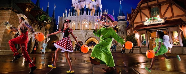 Mickey's Not So Scary Halloween Party Costume Guidelines for 2016