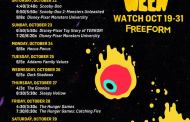 Freeform Announces Its '13 Nights Of Halloween' Programming Spell-Tacular!
