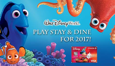 New Winter Play, Stay, and Dine Offer for Disney Visa Cardmembers released