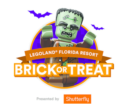 Brick or Treat Will Scare Up Candy, Fireworks & Gentle Halloween Fun at Legoland Florida this October