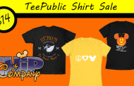 TeePublic Site Wide Sale Going on Just in Time for Fall!