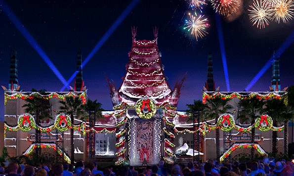 Jingle Bell, Jingle BAM Dessert Party coming to Hollywood Studios