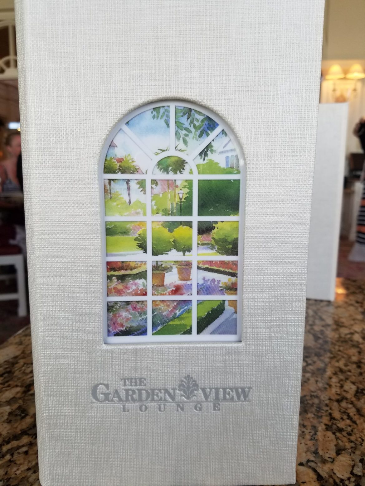 The Grand Floridian's Garden View Lounge Afternoon Tea Review