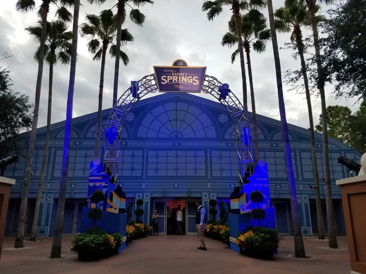 Party For The Senses Review Featuring Disney Springs Restaurants