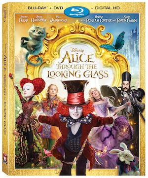 """Alice Through The Looking Glass"" Blu-Ray Review"