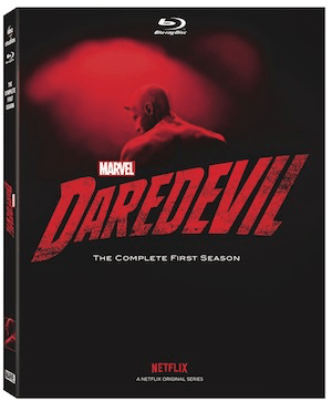 """First Season Of Marvel's """"Daredevil"""" Coming to DVD For The Holidays!"""