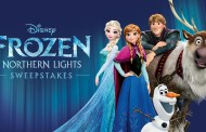 Enter to Win in the Epic Frozen Northern Lights Sweepstakes