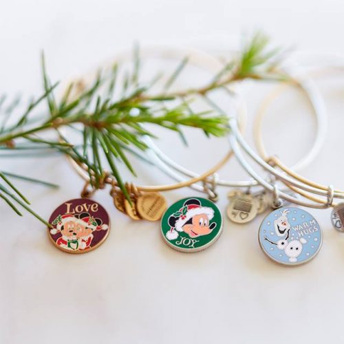 Shiny New Disney Alex and Ani Holiday Collection
