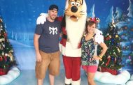 You Can meet Santa & Santa Goofy this Christmas Season at Hollywood Studios