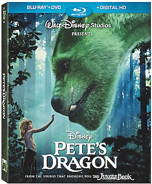 Disney's Pete's Dragon Soars Home this Holiday Season