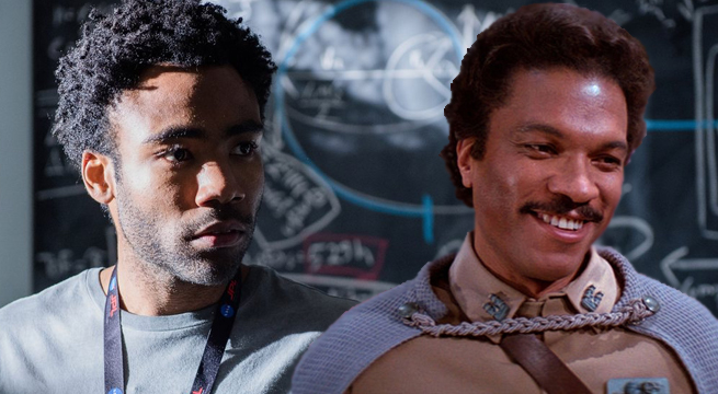 Donald Glover Cast As Young Lando Calrissian In Upcoming Han Solo Star Wars Stand-Alone Film