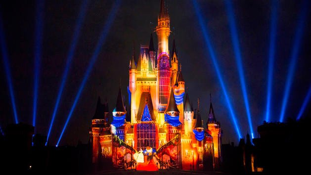 Video – All New Once Upon A Time Projection Show