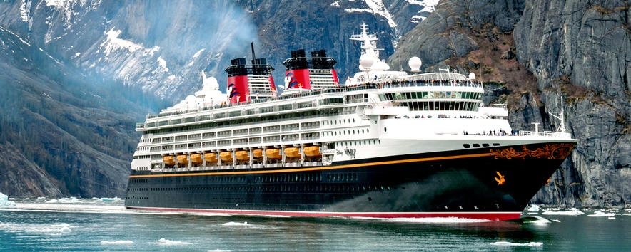 The Disney Wonder is Headed Back Home After its Dry Dock in Spain
