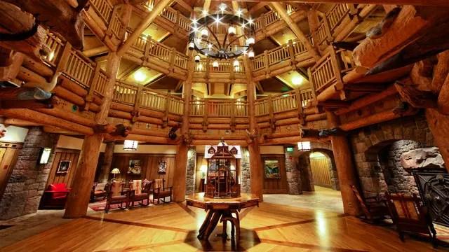 The Villas at Disney's Wilderness Lodge Officially Renamed Boulder Ridge Villas at Disney's Wilderness Lodge