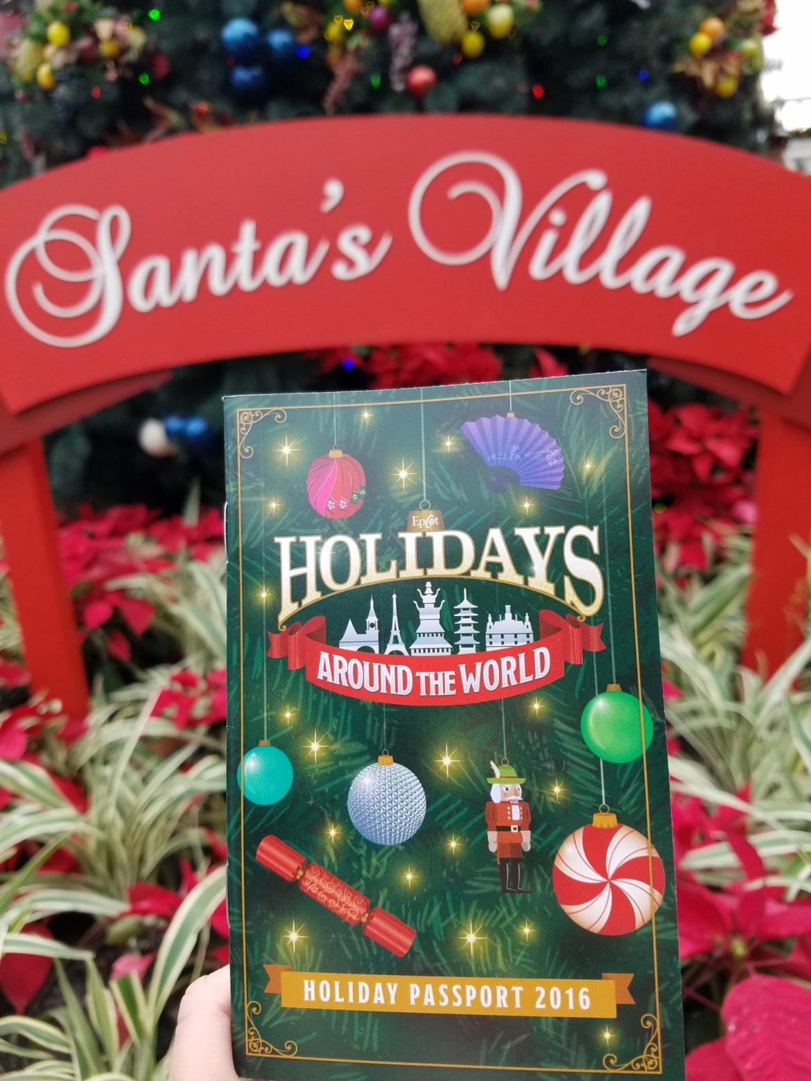 Epcot Introduces International Holiday Treats Around the World Showcase