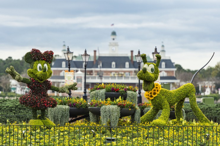 New Details on 2017 Epcot International Flower & Garden Festival