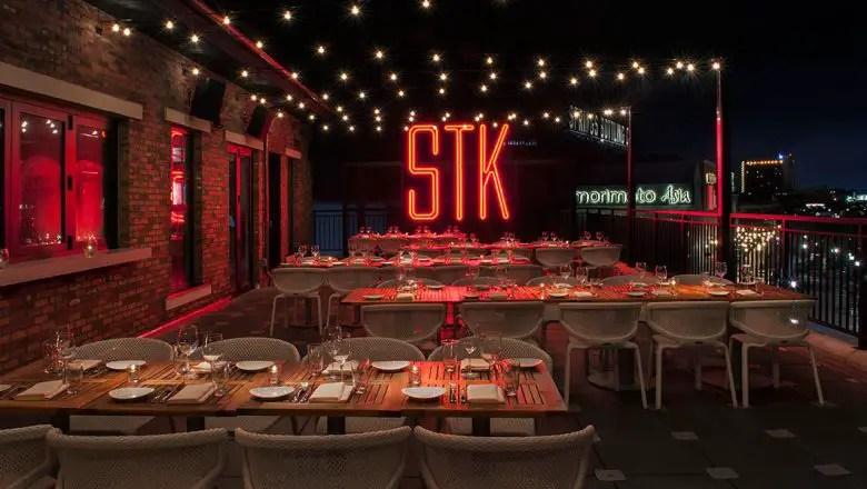 D23 Gold Members can Enjoy a Moonlight and Mistletoe Dinner at STK on December 13