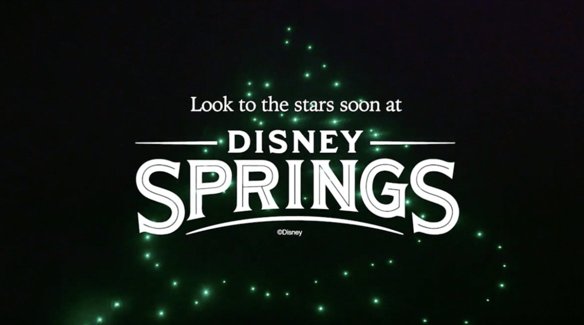 Check Out The New Christmas Holiday Experiences At Disney Springs 2016