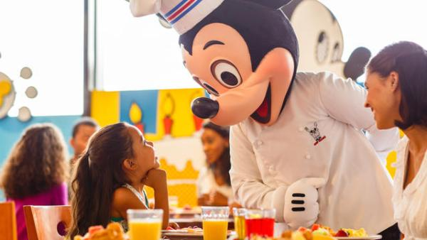 Disney World Character Dining Price Increases 3