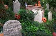 Original Headstones for the Haunted Mansion at Disneyland Have Returned