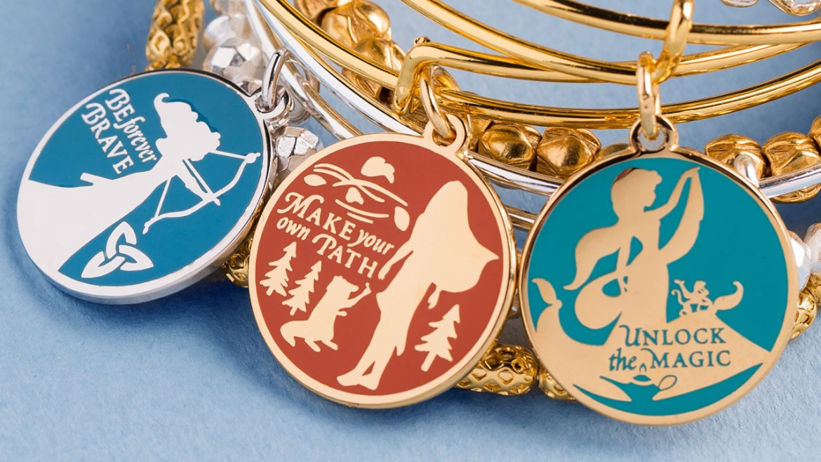The New Alex and Ani Words are Powerful Bangles Have Been Chosen!