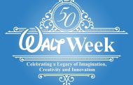 'Walt Week' Being Celebrated by Disney Parks and Resorts