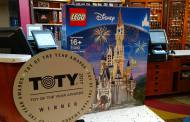 The Disney Castle by LEGO is the Specialty Toy of the Year