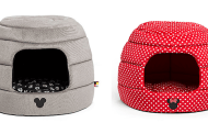 Disney Honeycomb Hut Pet Beds for our Snuggly Furry Friends