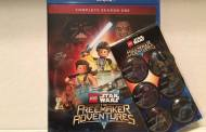 Lego Star Wars The Freemaker Adventures Season One Blu Ray-Review