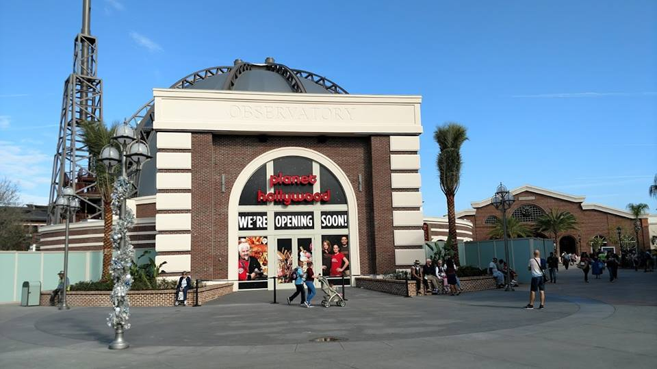 Planet Hollywood and Paddlefish Fall Behind Schedule…Expected to Open in January