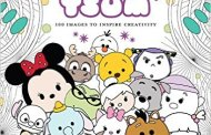 The Art of Coloring Disney Tsum Tsum Coloring Book Pre-Order