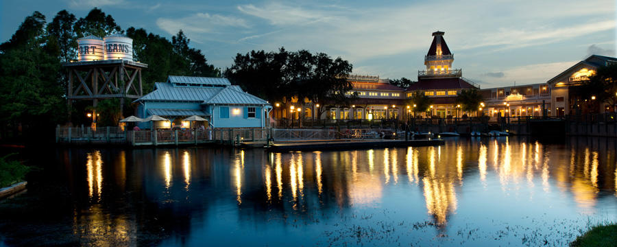 Internal Shuttles Added at Port Orleans Resorts