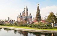 Shanghai Disney Resort Celebrates First Holiday Season