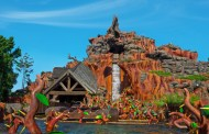 Splash Mountain To Close For Refurbishment In 2020