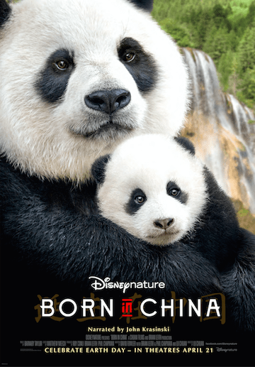"Walt Disney Records Presents ""Born In China"" Original Motion Picture Soundtrack Released Along With Clips From The Film"