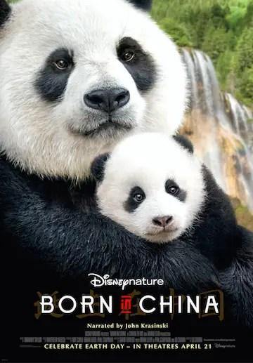 John Krasinski Joins Disneynature's BORN IN CHINA